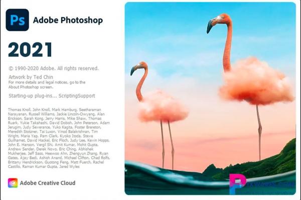 [Download & Cài Đặt] Adobe Photoshop CC 2021 Full [Vĩnh Viễn]