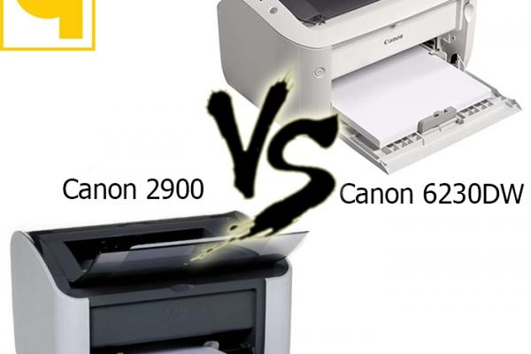So sánh máy in Canon 2900 và Canon 6230DW