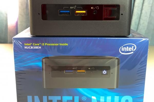 Intel NUC 8i3BEH2: Giải pháp nhỏ gọn, tiết kiệm điện cho văn phòng và nhu cầu cá nhân cơ bản