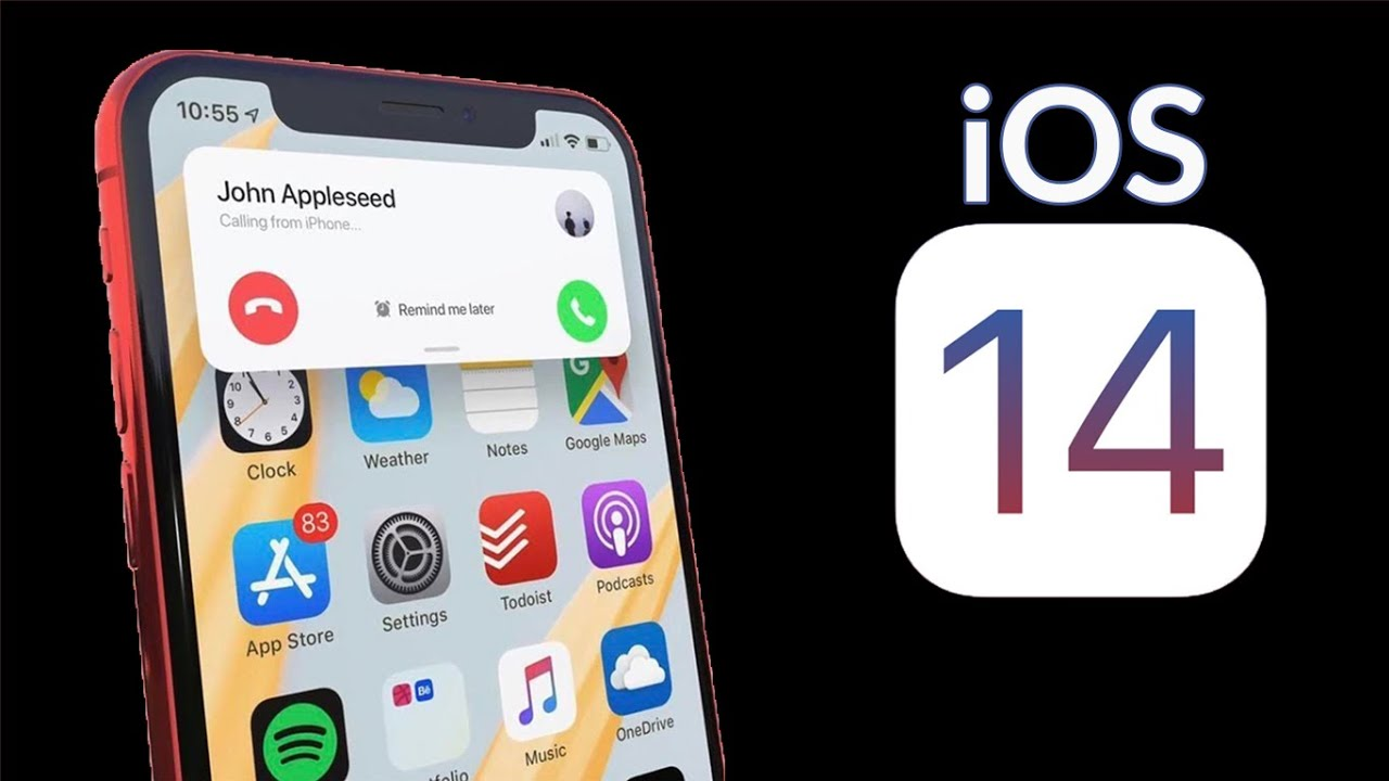 Cách hạ cấp iOS 14, iPadOS 14 xuống iOS 13