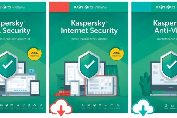 Sự khác biệt của những phiên bản Kaspersky!