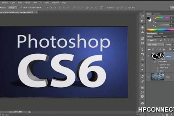 Download Photoshop cs6 bản portable