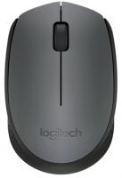 Chuột máy tính Logitech M171 (Xám)