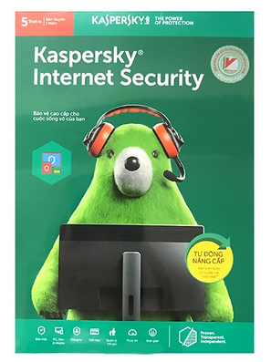 Kaspersky Internet Security Multi Device   (5PC / 1 năm)
