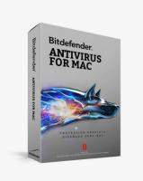 Bitdefender Antivirus For Mac 1PC