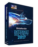 Phần mềm diệt virus Bitdefender Internet Security (1PC / 1 năm)