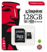 Thẻ nhớ MICRO-SD 128GB KINGSTON CLASS  10