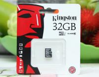 Thẻ nhớ MICRO-SD 32GB KINGSTON CLASS  10