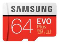 Thẻ nhớ MICRO-SD 64GB Samsung Evo plus - CL10W - Class 10