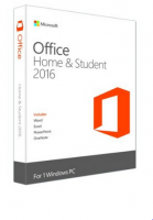 Phần mềm Office Home and Student 2016 Win English APAC EM Medialess