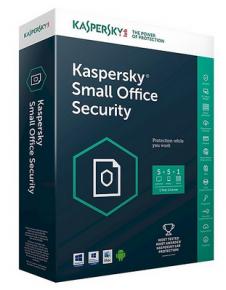 Phần mềm diệt virus Kaspersky - KSOS 1 Server + 5PCs