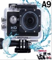 """CAMERA HÀNH TRÌNH HD1080 SPORT CAM A8-A9 LCD 1.5"""""""