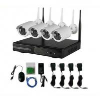 Bộ KIT 4 Camera IP Robo 2.0mpx