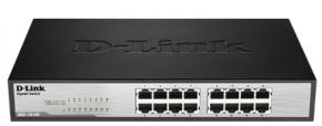 Switch D-Link DGS 1016C 16-Port 10/100/1000 Mbps