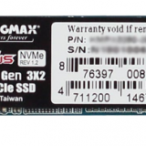 Ổ cứng SSD KINGMAX PX3280 Zeus 128GB