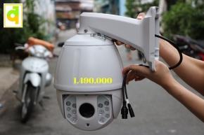 Camera IP YooSee PTZ xoay 360 độ ngoài trời chống mưa