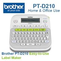 MÁY IN NHÃN BROTHER PT-D210