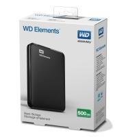 Ổ cứng di động WD Elements 500GB usb 3.0
