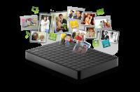 """Seagate® Expansion Portable Drive 500GB 2.5"""" - STEA500400"""