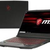 MSI GF63 Thin 9RCX-646VN: I5-9300H | 8GB RAM | 512GB SSD PCIe | GTX 1050Ti 4GB + UHD Graphics 630 | 15.6 FHD IPS | Win10 | Black