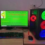Máy tính để bàn Core I3-8100/Ram 8gb/ssd 128gb