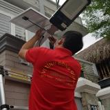 Đèn Led năng lượng mặt trời 120W (Pin 6V - 20W)