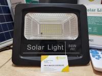 Đèn Led năng lượng mặt trời 60W (Pin 6V - 15W)