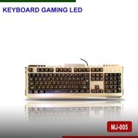 Phím Giả Cơ MJ-005 LED Gaming