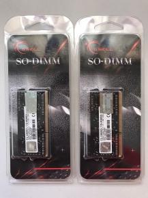 RAM laptop G.SKILL F3-12800CL11S-4GBSQ (1x4GB) DDR3 1600MHz