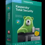 Phần mềm diệt virus Kaspersky Total Security 1U