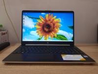 "Laptop HP 15s-du0115TU (8VB37PA) | i3-7020U | 4G| 512G SSD| 15.6""FHD| Gold"