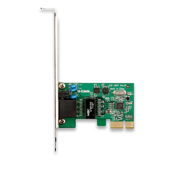 Card mạng không dây PCI Express D-Link DGE-560T