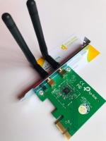 Thiết bị mạng / Card mạng không dây PCI Express TP-Link TL-WN881ND Wireless N300Mbps