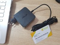 Sạc laptop Asus chân nhỏ 19V=3.42A (adapter)