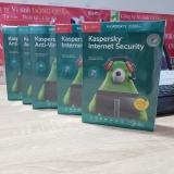 Phần mềm diệt Virus Kaspersky Internet Security Multi Device (5PCs / 1 năm)
