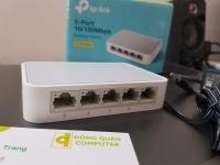 Bộ chia tín hiệu để bàn Tp-Link TL-SF1005D