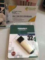 USB KINGMAX 32GB 3.0 (Vàng đồng)