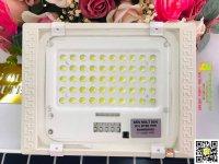 Đèn Năng lượng mặt trời 50W KH 8750 PIR cảm ứng chuyển động