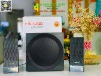 Loa bluetooth Microlab M-300BT 2.1 (Đen) (Bluetooth, FM, USB, thẻ nhớ, 3.5)