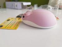 Chuột Hamster không dây AKKO SHION (Tím)