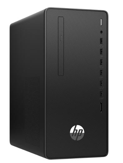 Máy tính để bàn HP 280 Pro G6 Microtower, Core i5-10400(2.90 GHz,12MB),4GB RAM,1TB HDD,DVDRW,Intel Graphics,Wlan ac+BT,USB Keyboard & Mouse,Win 10 Home