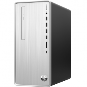 Máy tính để bàn HP Pavilion TP01-1133d, Core i5-10400,8GB RAM,256GB SSD,DVDRW,Intel Graphics,Wlan ac+BT,USB Keyboard & Mouse,Win 10 Home