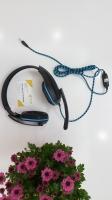 Tai Nghe Ovann X1-S Gaming (Xanh Đen)