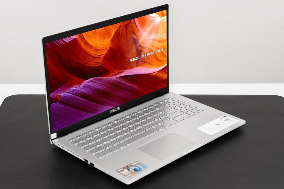 """Laptop Asus Vivobook X509JA-EJ247T i3-1005G1/8G/512G SSD/15.6""""FHD/Win10/Bạc"""