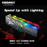 RAM KingMax Gaming Zeus Dragon RGB DDR4 8GB 3600MHz