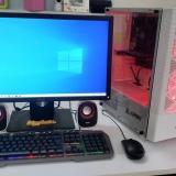 Máy tính bộ lắp ráp i3-10100 | 4GB | SSD 240GB | VGA ASUS 710 1GB | DELL 24 inch | Case VSP B86W