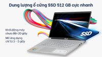 "Laptop Asus Vivobook X509JP-EJ023T i5-1035G1/8G/512G SSD/2G MX330/15.6""FHD/Win10/Bạc "