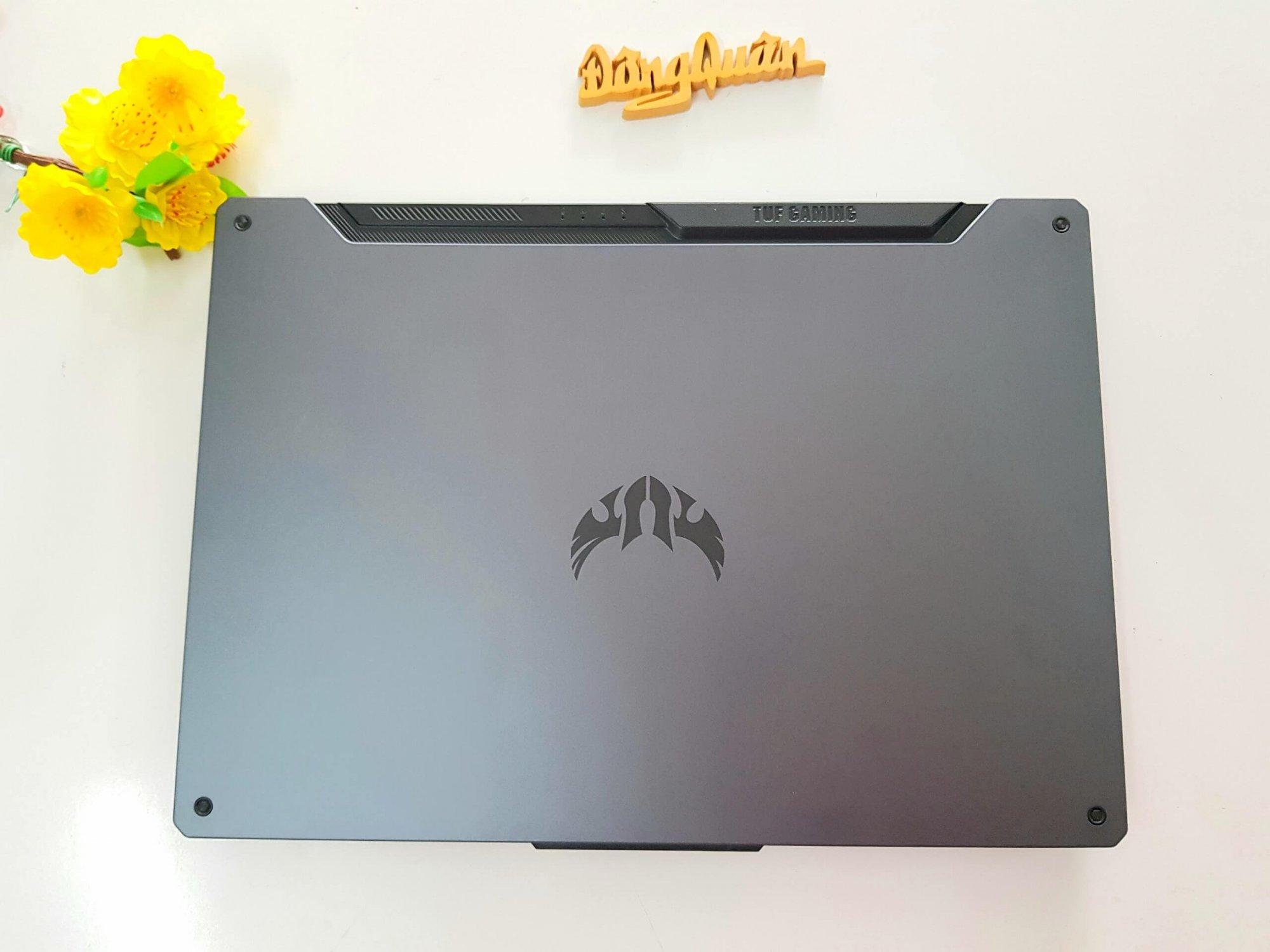 """Laptop ASUS TUF Gaming FX506LI HN039T  i5-10300H/8GB/512GB SSD/GTX 1650Ti 4GB GDDR6/ 15.6"""" FullHD"""