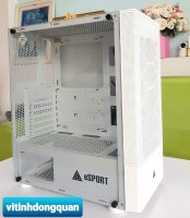 Vỏ máy tính / Case VSP B86 Màu trắng
