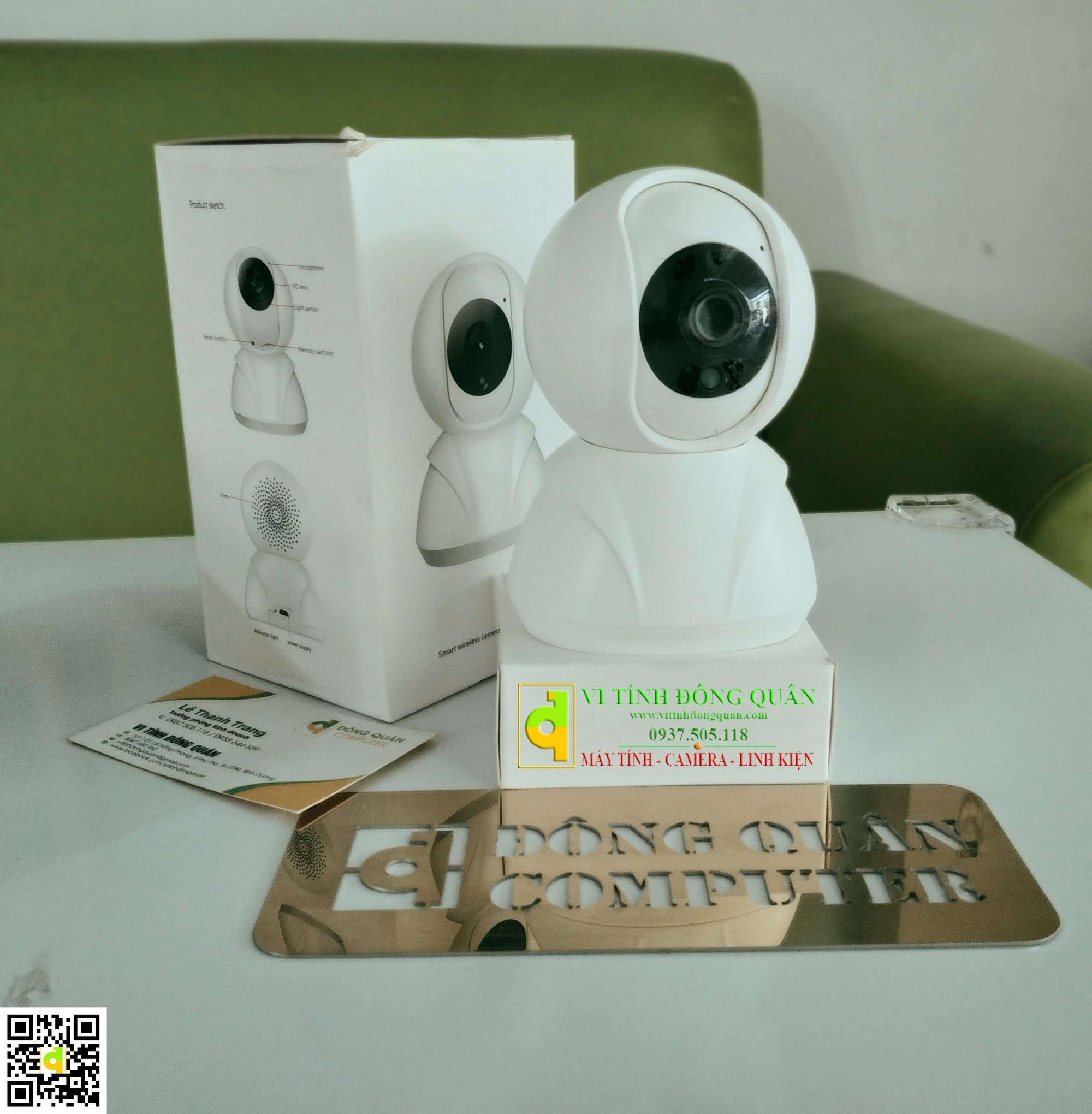 Camera Wifi trong nhà Yoosee GW-G1